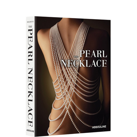 The Pearl Necklace Coffee Table Book, ${color}