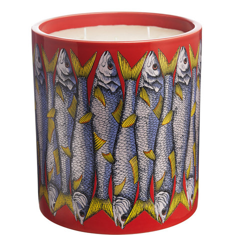 Sardine Rosso Scented Candle 1.9kg, ${color}