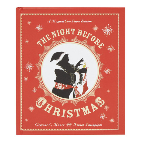 The Night Before Christmas Book, ${color}