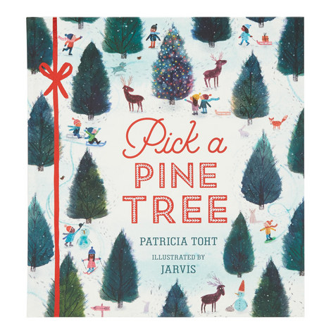 Pick A Pine Tree Book, ${color}