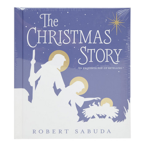 The Christmas Story Pop-Up Book, ${color}