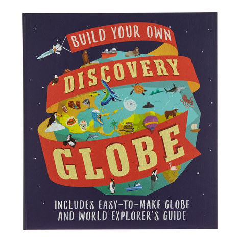 Build Your Own Discovery Globe, ${color}
