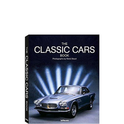 The Classic Cars Book, ${color}