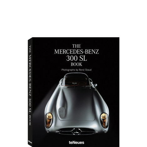 The Mercedes-Benz 300SL Book, ${color}