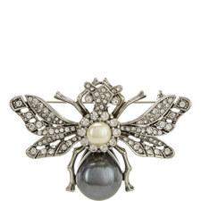 Antique Bee Brooch