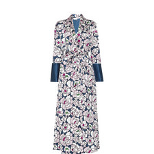 Capability Roxanne Floral Robe