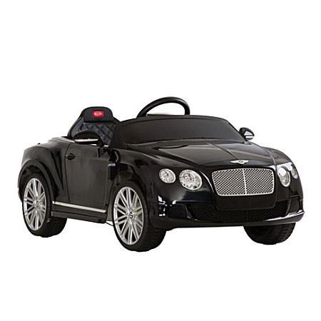 Bentley Continental GT Ride-On Car, ${color}