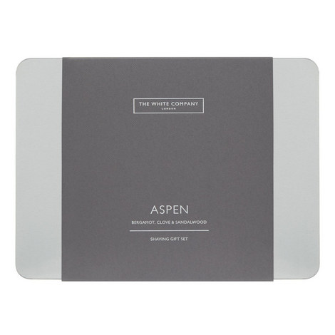 Aspen Shaving Gift Set, ${color}