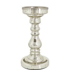 Mercury Pillar Candle Holder