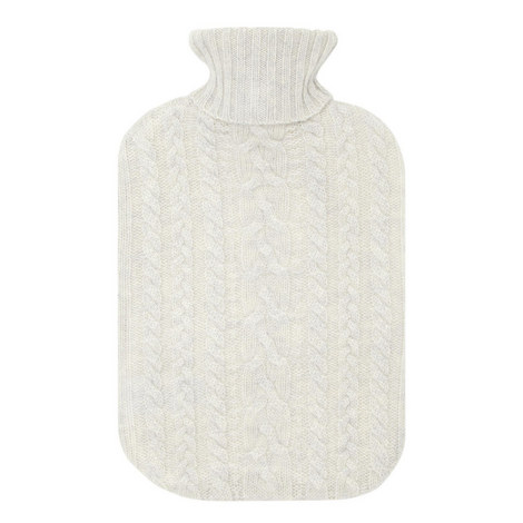 Cashmere Hot Water Bottle, ${color}