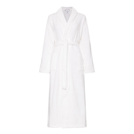 Classic Cotton Bathrobe, ${color}