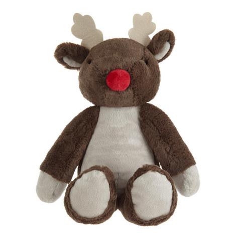Reindeer Stuffed Toy, ${color}