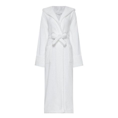 Hooded Hydrocotton Robe, ${color}