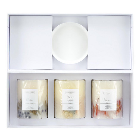 Winter Fruits Candle Collection, ${color}