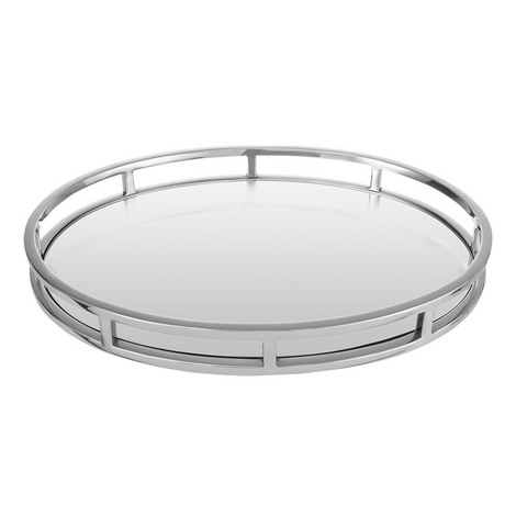 Oval Serving Tray, ${color}