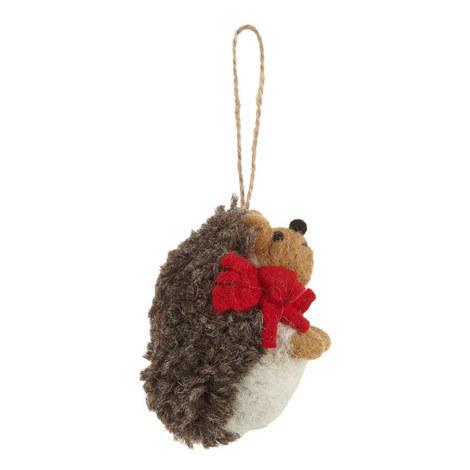 Hedgehog Hanging Tree Decoration, ${color}
