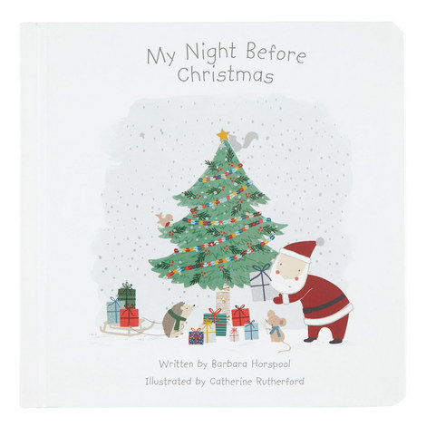 My Night Before Christmas Book, ${color}