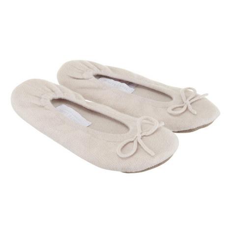 Cashmere Ballet Slippers, ${color}