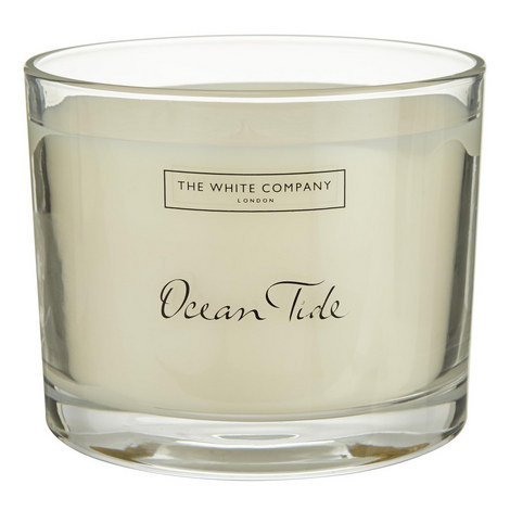 Ocean Tide Candle Large, ${color}