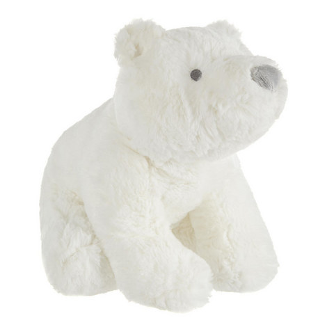 Polar Bear Plush Medium, ${color}
