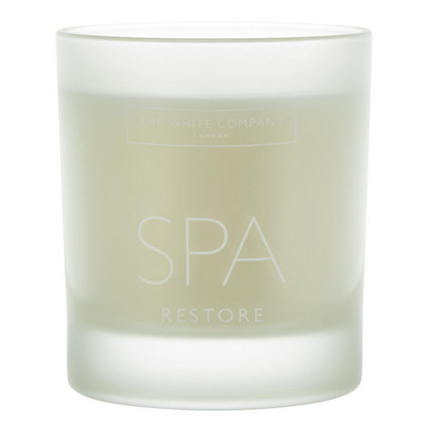 Spa Restore Candle, ${color}