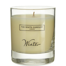 Winter Candle Small