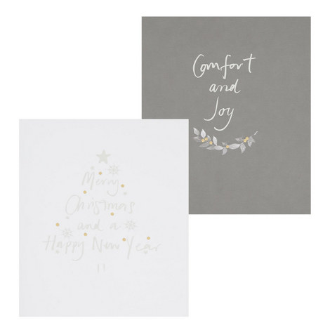Sentiment Christmas Cards, ${color}
