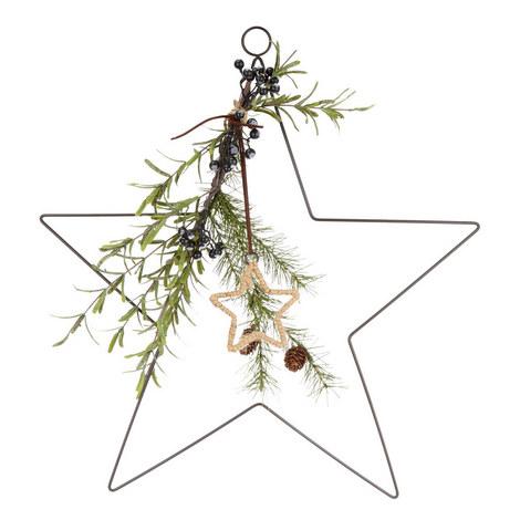 Dressed Nordic Star Decoration, ${color}