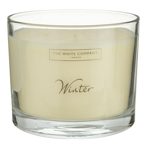 Winter Candle Large, ${color}