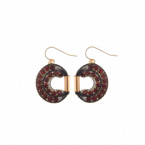 Rosalind Drop Earrings, ${color}