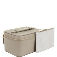 Panama Leather Jewel Pouch Mini