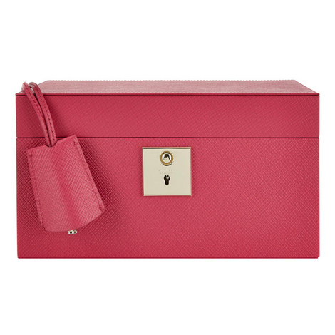 Panama Jewellery Box, ${color}