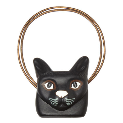 Cat Face Necklace, ${color}