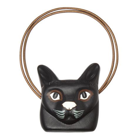 Cat Face Necklace, ${color}