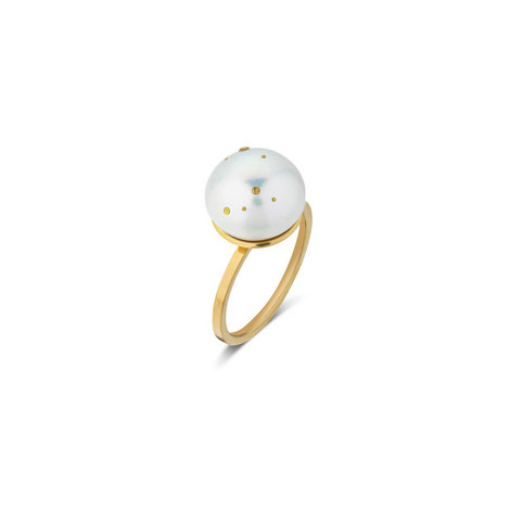 Leo Pearl Ring, ${color}