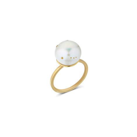 Libra Pearl Ring, ${color}