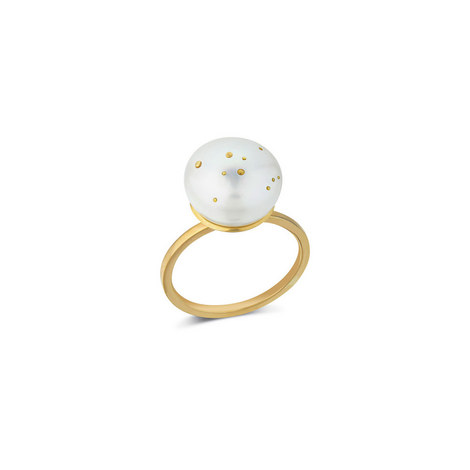 Sagittarius Pearl Ring, ${color}