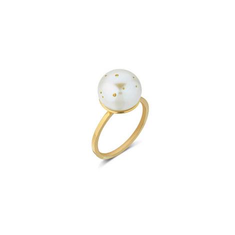 Virgo Pearl Ring, ${color}