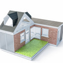 Mini Dormer: Model Building Set, ${color}