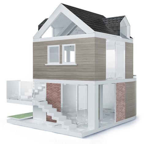 Go Plus: Model Building Set, ${color}