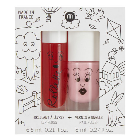 Kids Cottage Lip And Nail Set, ${color}