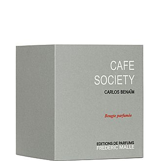 Candle Cafe Society 220g