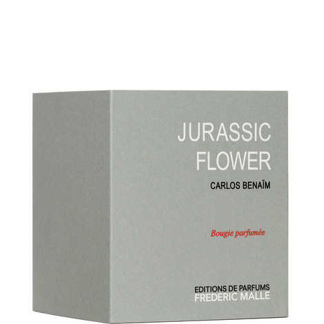 Candle Jurassic Flower 220g, ${color}