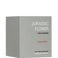Candle Jurassic Flower 220g