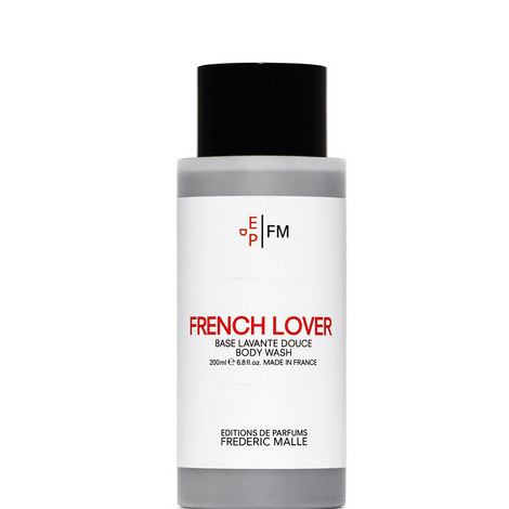 French Lover Shower Gel 200ml, ${color}