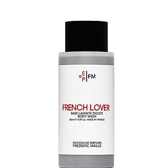 French Lover Shower Gel 200ml