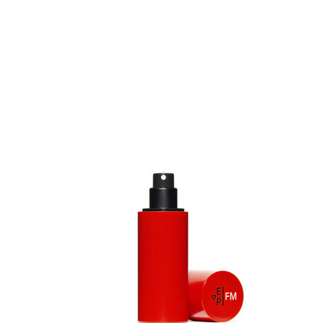 Travel Spray Case in Red, ${color}