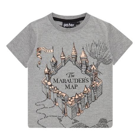 Marauder's Map T-Shirt Toddler, ${color}