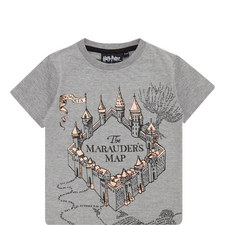 Marauder's Map T-Shirt Toddler