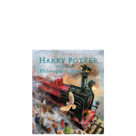 Harry Potter and the Philosopher's Stone: Illustrated Edition, ${color}